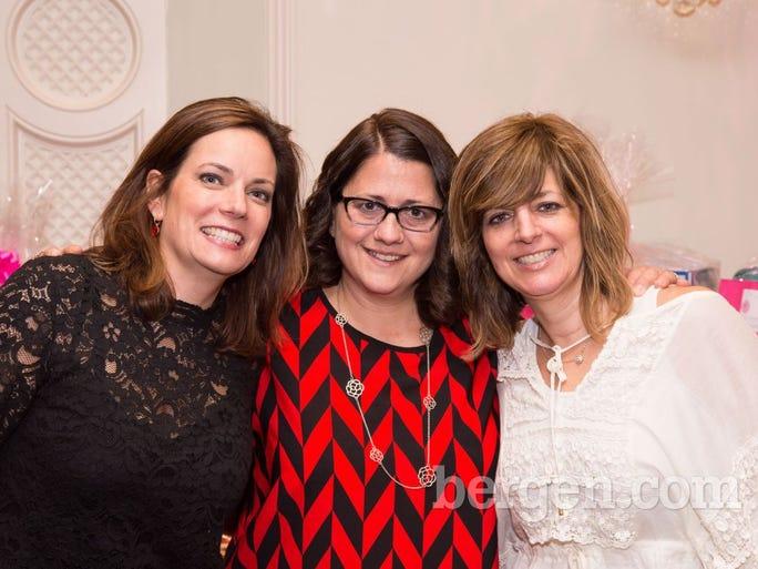 Jennifer Carrigan, Karen Grzybowski and Stefanie Vicini (Photo by Tav Jinivizian)