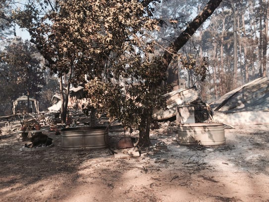 Tractor shredder may have caused Texas wildfire