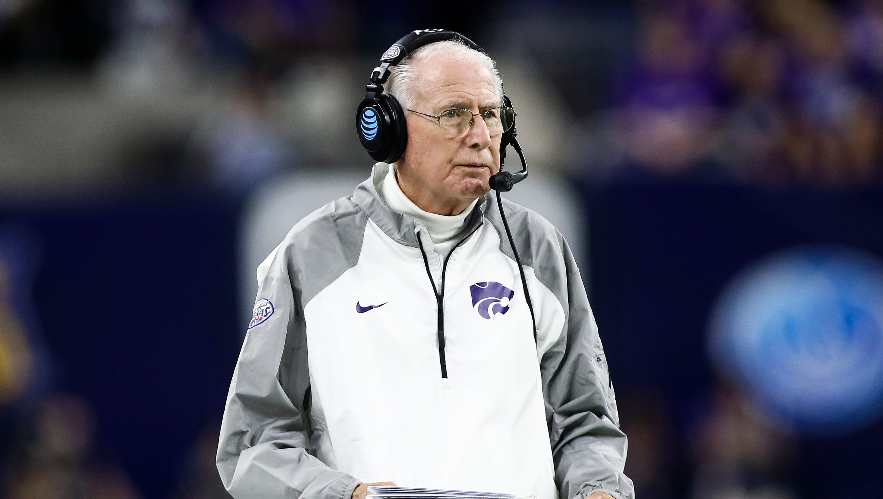 Kansas State Coach Bill Snyder Diagnosed With Throat Cancer