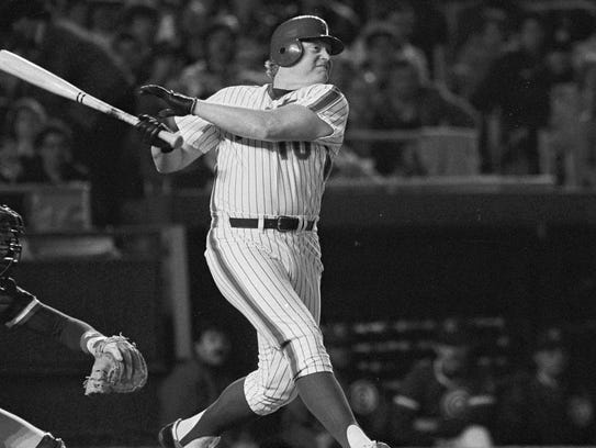 FILE - In this May 1, 1984, file photo, Rusty Staub,