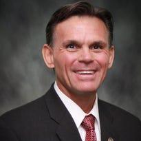 Macomb County Executive Mark Hackel