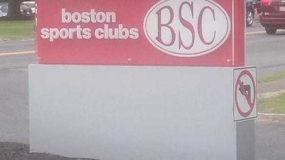 The Boston Sports Clubs in Lexington and 10 others hve closed.