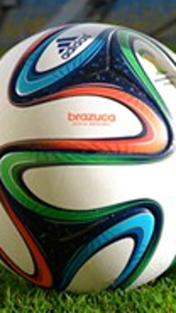 brazuca Offical Match Ball (by adidas)