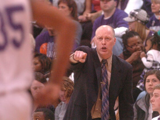 Mark Gedeon resigned Friday as varsity boys basketball