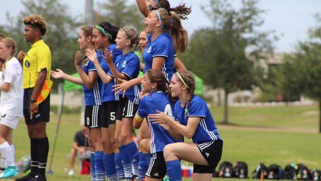 The numbers continue to climb for the fourth largest youth soccer program in Florida. There are 500 players on the competitive Cyclones boys and girls teams alone.