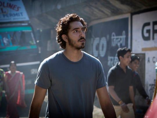 """Dev Patel appears in a scene from """"Lion."""""""