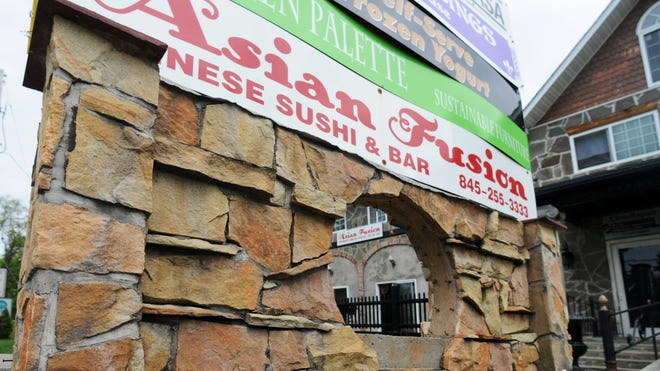 Asian Fusion is at 215 Main St. in New Paltz.