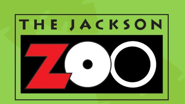 Jackson Zoo logo.