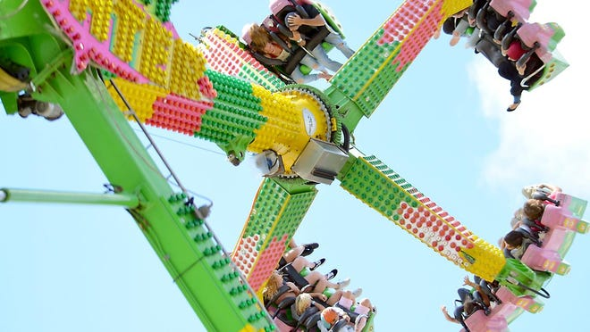 Branch County Fair officials have canceled rides, vendors and others planned for this year's fair Week.
