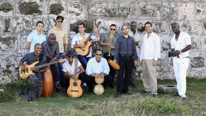 """Get into the island groove in South Georgia when the Havana Cuba All-Stars brings its Afro-Caribbean take on jazz, rumbas and other traditional Cuban sounds to The Thomasville Entertainment Foundation's new season at 7:30 p.m. Tuesday at The Thomasville Center for the Arts, 600 E. Washington St. The program is titled """"Cuban Nights"""" and marks the first time the group has toured in North America. Tickets are $38 general public and $15 students. Call 229-226-7404 or visit www.tefconcerts.com."""