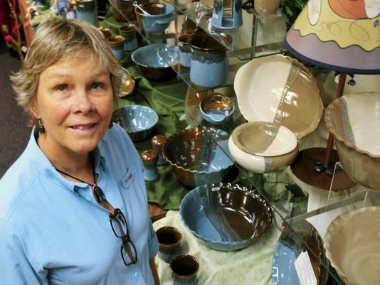 Tanya Nitterhouse is the new owner of the former Route 5 Fine Gifts, Wayne Avenue. An inventory sale will be held at the Chambersburg location Oct. 28-31