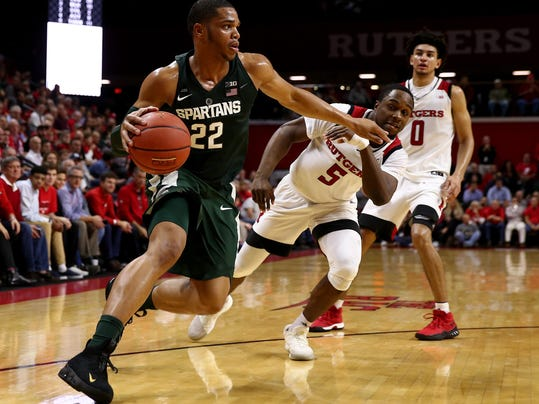 Michigan State v Rutgers