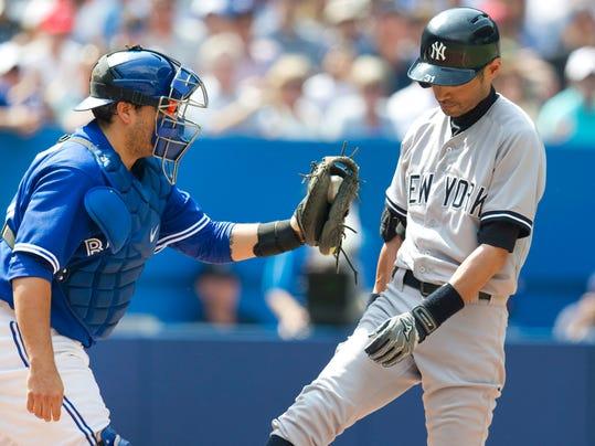 ASB 0831 Yankees Ichiro