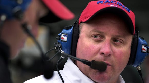 Brian Barnhart was IndyCar's race director from 1997-2011. He was confirmed to return to the position Wednesday.