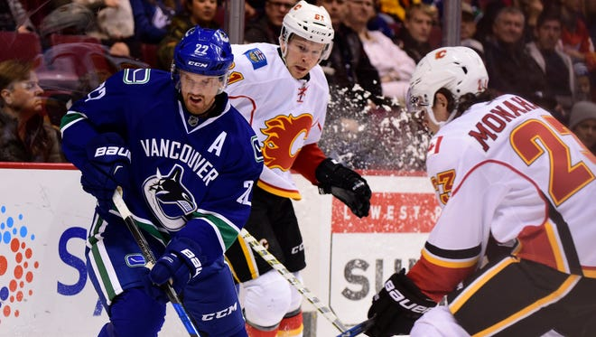 The Calgary Flames are a team on the rise, while the Vancouver Canucks will likely bottom out.
