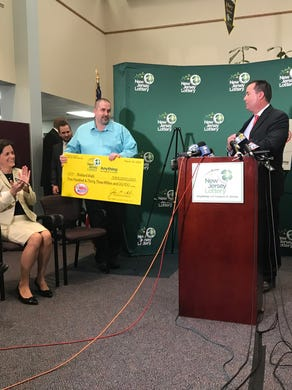 Richard Wahl of Vernon, NJ is the winner of the $ 533 million Mega Millions Jackpot.  His dream is to build a Corvette in 1965.
