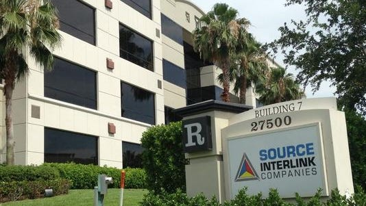 Source Interlink announced they will be closing the Bonita Springs office.