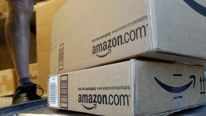 """Amazon is offering deals July 10-11, 2017, for the third edition of its annual """"Prime Day"""" promotion."""
