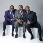Carvin, Marvin and Bebe Winans are the 3 Winans Brothers. They'll perform Tuesday at Perfecting Church.