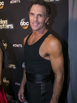 """""""Dancing With the Stars"""" season 22 contestant Doug Flutie of Melbourne Beach appears on the """"Latin night"""" episode."""