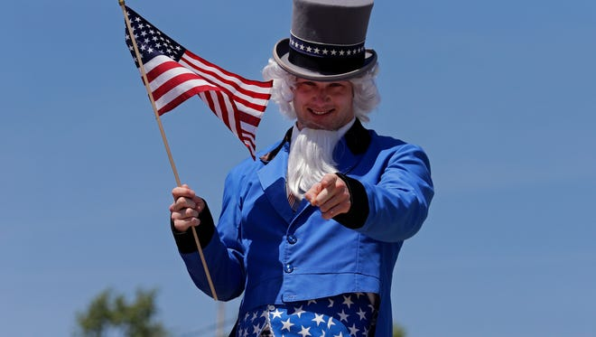The 68th annual Appleton Flag Day Parade takes place Saturday in downtown Appleton. The rich history of the parade drew the attention of the United States Postal Service when it looked to unveil a new stamp commemorating the 200th anniversary of the Flag Act of 1818.