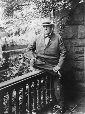 William Boyce Thompson (1869-1930).
