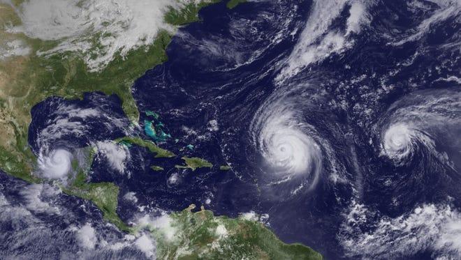 Another below-average hurricane season ahead
