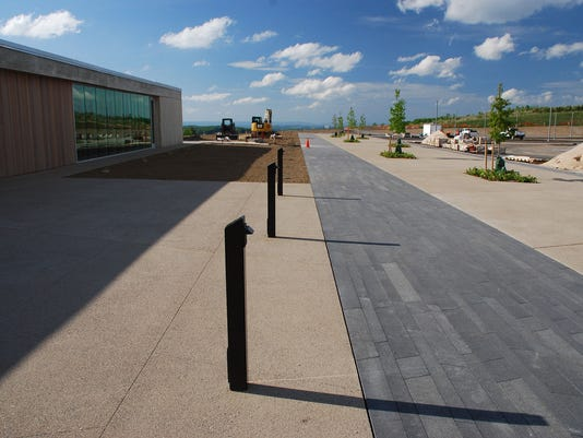 united flight 93 visitors center