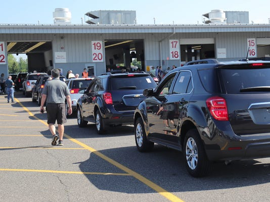 Manheim Car Auction: The Average Price Of A Used Car To Rise Along With Tariffs
