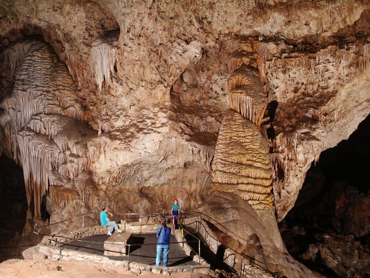 10 caves to explore in national parks
