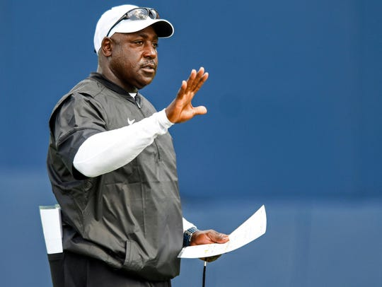Ole Miss defensive coordinator Wesley McGriff and other assistant coaches now have more help with recruiting.