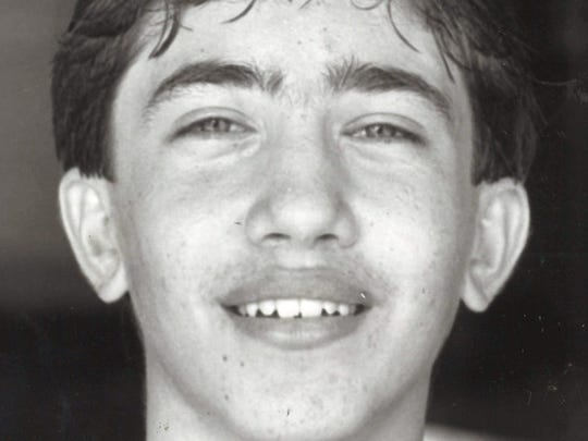 Art Mariano Sport: Volleyball, setter, outside hitter Photo archive date Dec. 1, 1989