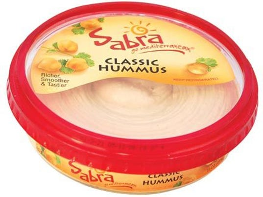 Listeria in Sabra hummus