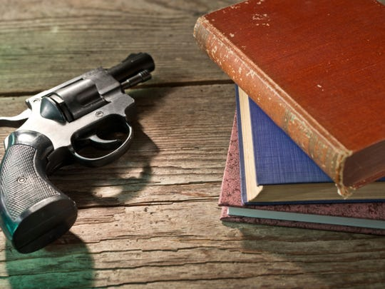 Just what we need, more loaded guns near schools, right? Wrong.