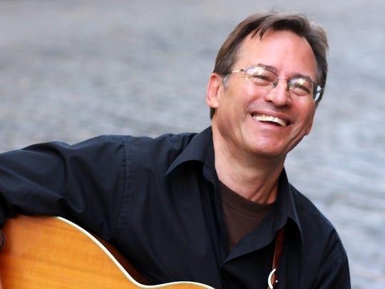 "Satirical songwriter Roy Zimmerman brings his ""This Machine"" concert to Salem on Feb. 13."