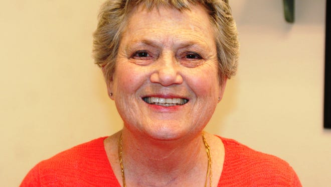 New Lyon County recorder Dawna Warr said her goal is that her office would be the best office in the state.