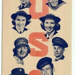 USO brochure cover