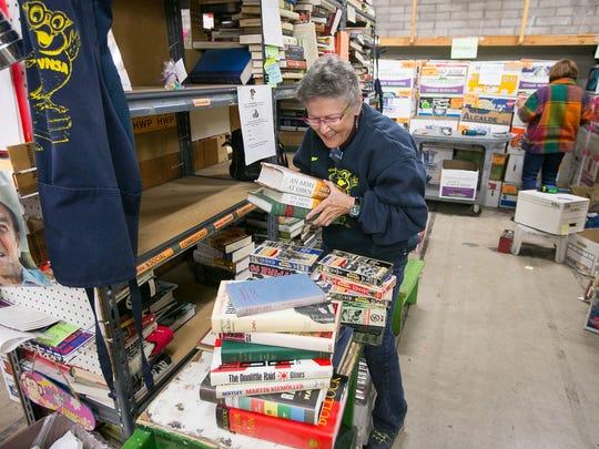 PNI Printed book sale still draws buyers