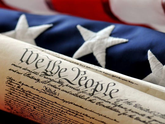 Getty Images / iStockphoto The U.S. Constitution