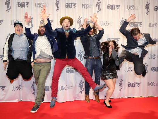 The Strumbellas are one of the bands you shouldn't