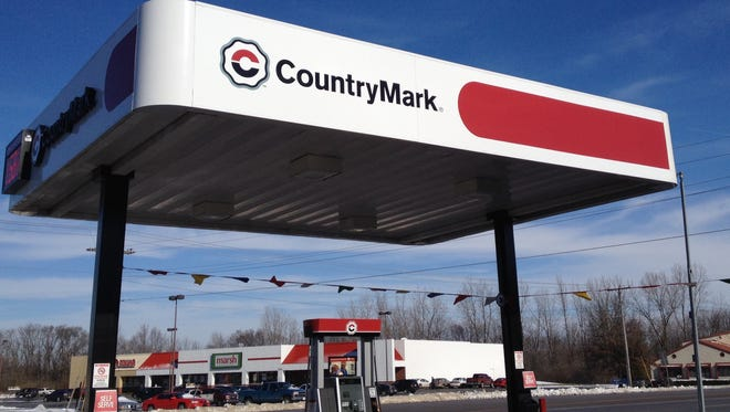 Muncie's first CountryMark retail fuel station has opened at 3401 E. Memorial Drive.