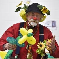 Clown class inspires, entertains