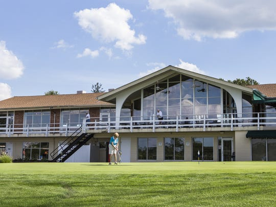 Newark Country Club has asked a judge to block a City Council proposal to restrict future development on the club's property.