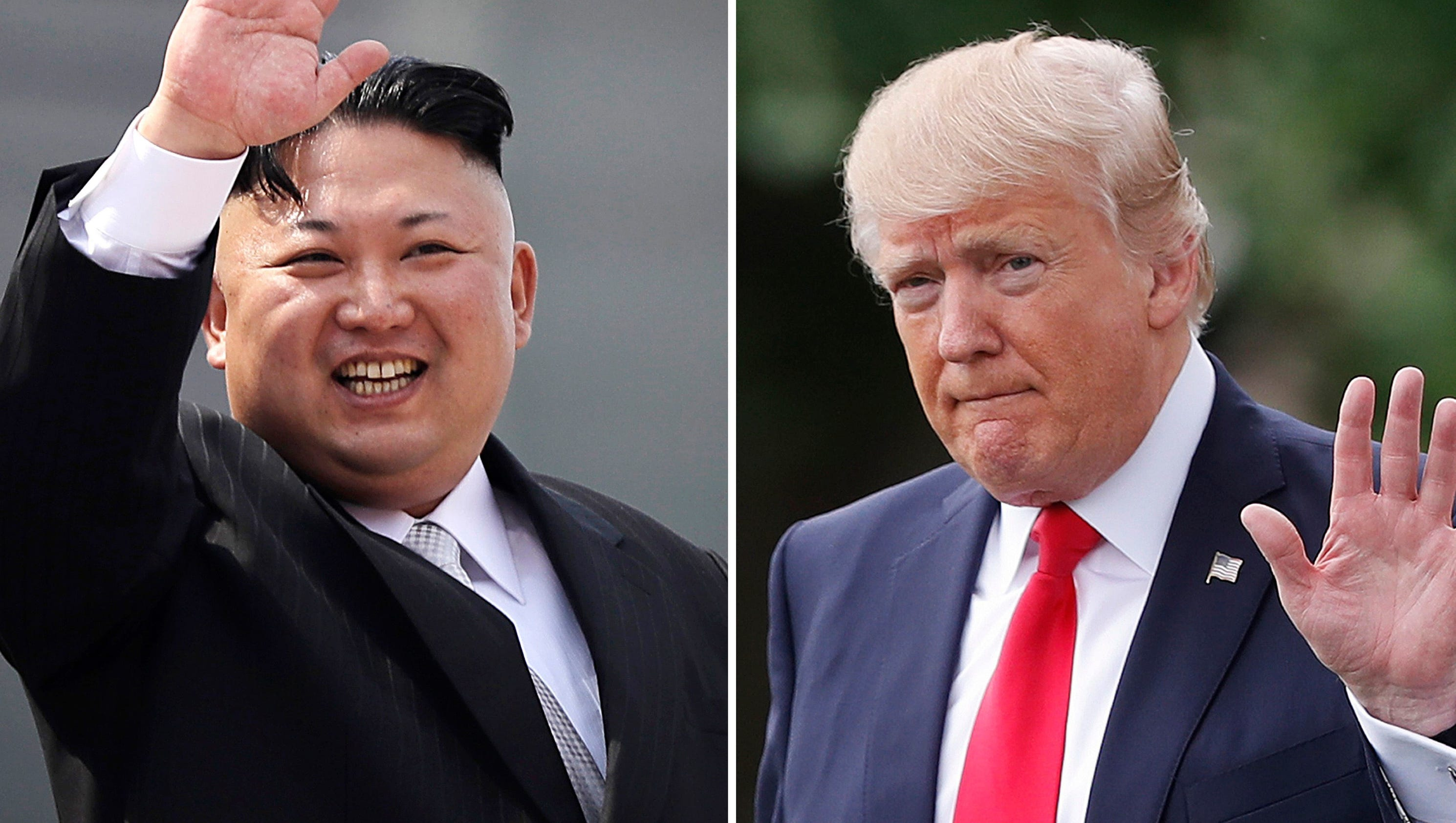 Asians wonder who is more dangerous: President Trump or North Korean leader Kim Jong Un?