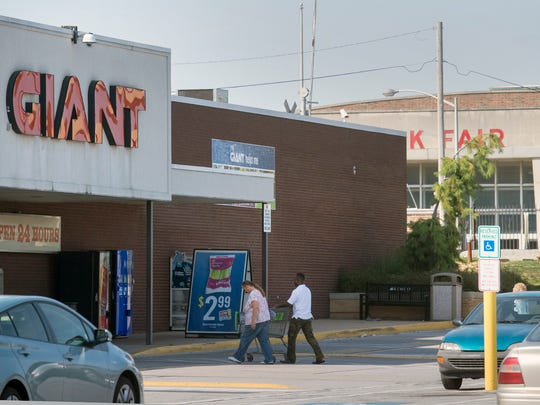 The Giant supermarket in West York. across from the York Expo Center, is slated to close in the beginning of 2017. The building's owner, a subsidiary of Kimco Realty Corp., is working to find a tenant to replace Giant.