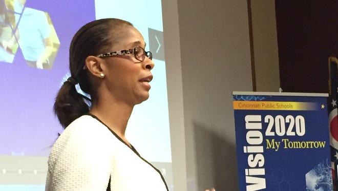 Laura Mitchell, Deputy Superintendent, Cincinnati Public Schools