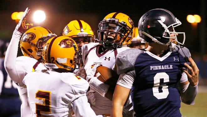 There are an abundance of rematches, teams wanting to prove how far they've come since they've lost to the other. Let's crank up another edition of First and 10, looking at 10 high school football story lines across the state: