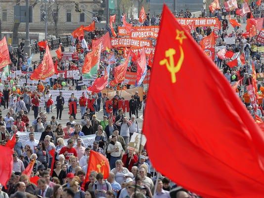 EPA RUSSIA LABOR DAY POL CITIZENS INITIATIVE & RECALL RUS