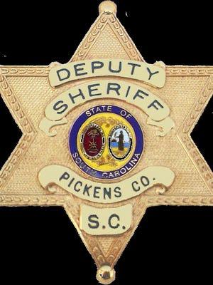Pickens County Sheriff badge