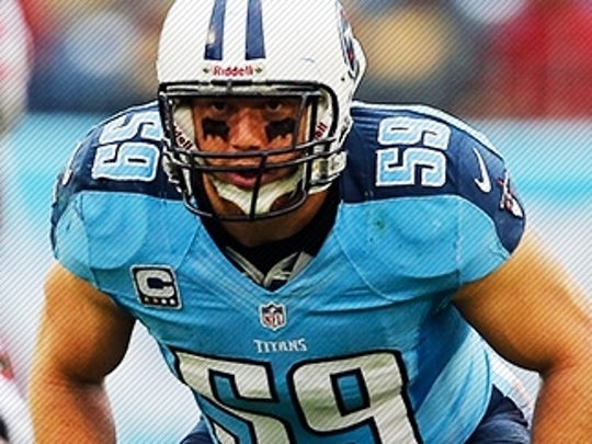 After starring at Livonia Clarenceville and Penn State, Tim Shaw enjoyed NFL success with the Tennessee Titans.